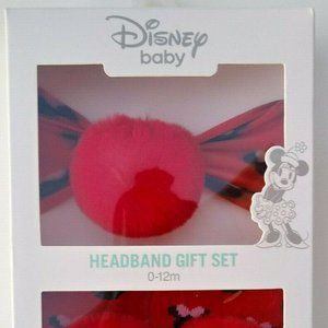 Disney Baby Headband 2 Pc Set